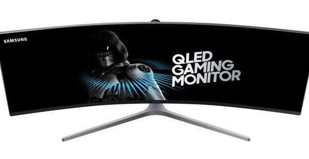 Igazi nyálcsorgató monitorral készül a Samsung!