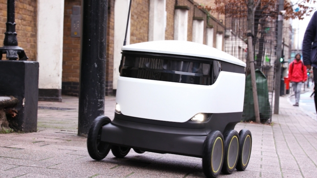 Van, ahol már robotok szállítják az élelmiszert