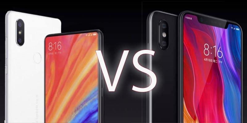 Xiaomi Mi 8 a Xiaomi MI MIX 2S ellen, avagy melyiket szeressem?