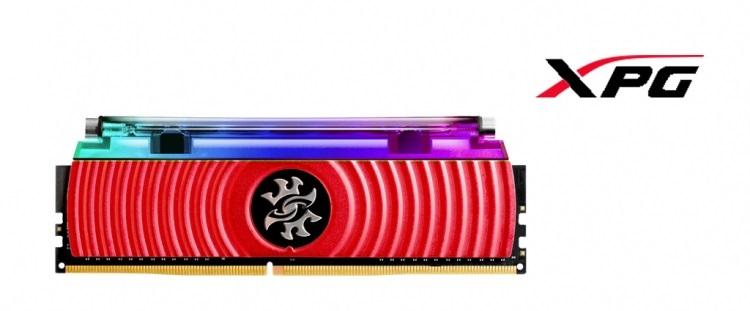 ADATA XPG SPECTRIX D80 RGB DDR4-hukommelse