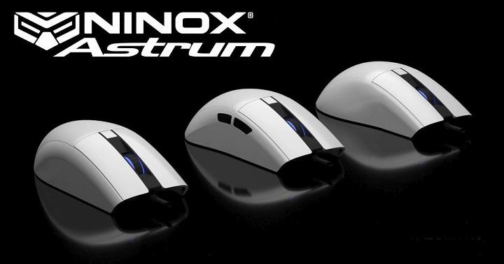 Naredite si miško z načinom Ninox!