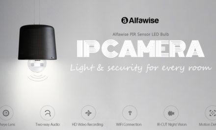 Alfawise JD – T8610 – Q2 – kémkamera otthonra