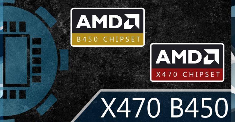Befutottak az AMD B450 chipsetes deszkák