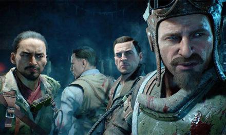 Black Ops 4 Zombies Blood of the Dead trailert kaptunk