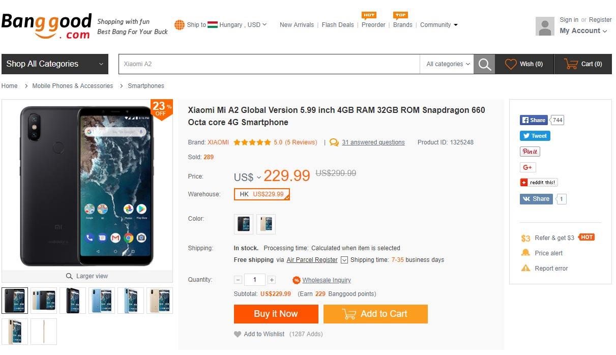 Így vásárolj a nagyobb kínai áruházakban 5