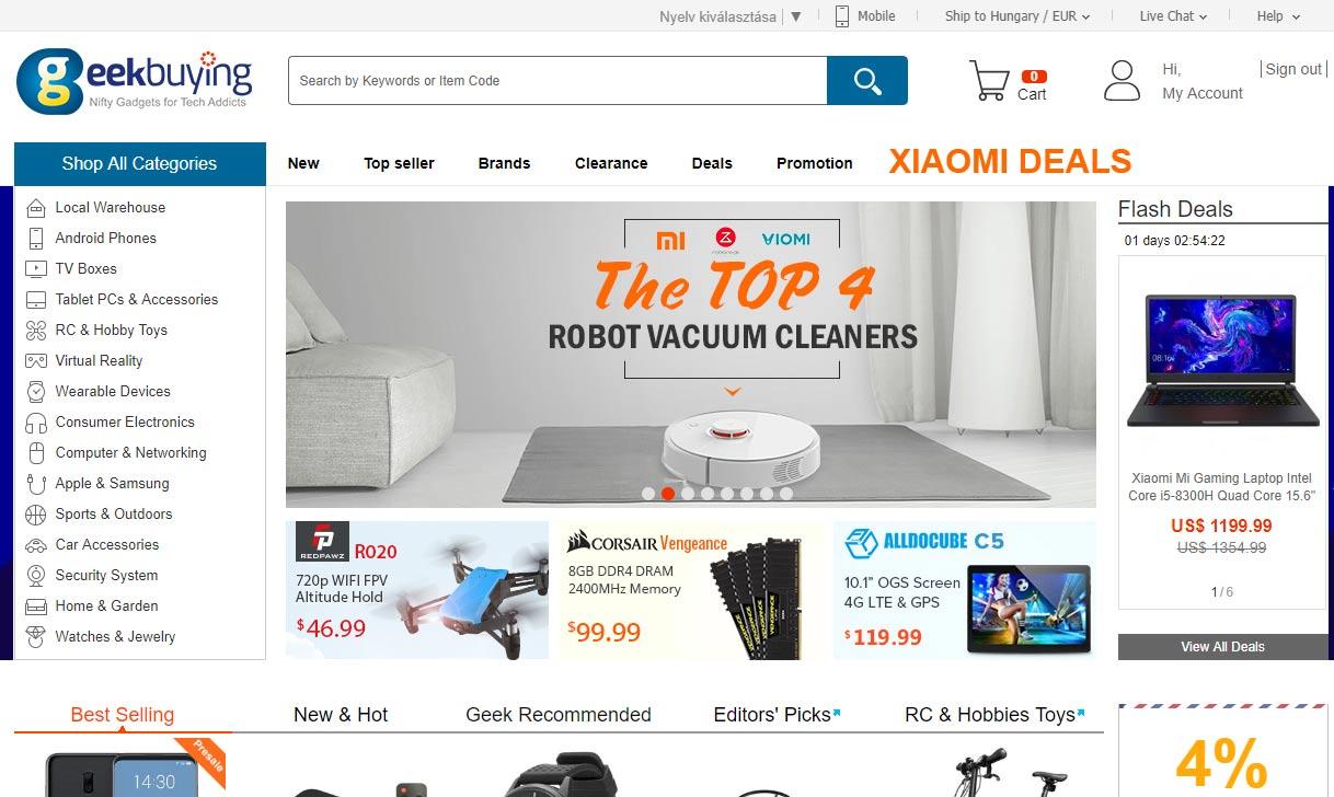 Így vásárolj a nagyobb kínai áruházakban 8