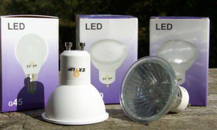 Dupla spórolás Kínából – olcsó LED lámpák