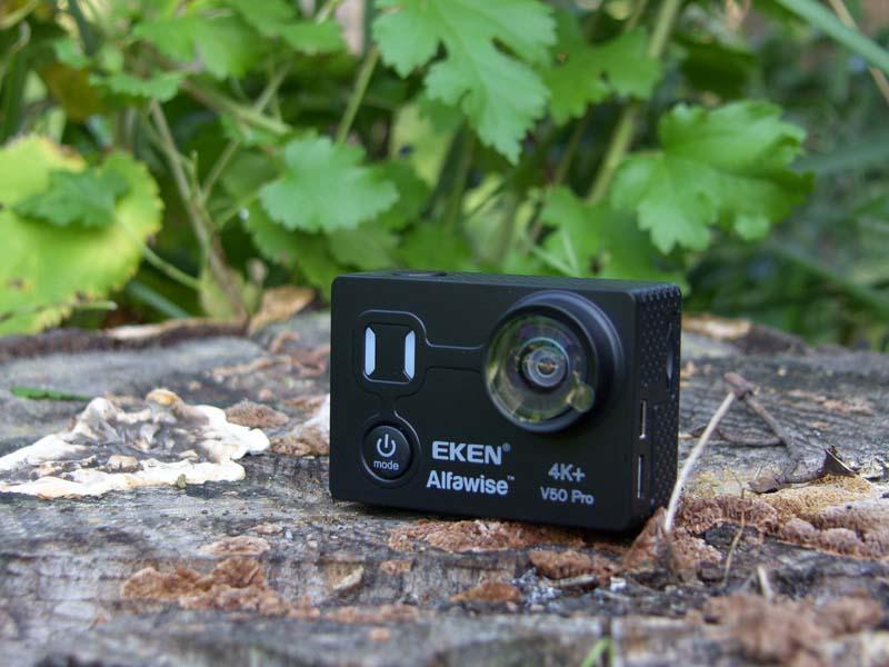 EKEN Alfawise V50 Pro – A legolcsóbb valódi 4K kamera, erre várok másfél éve!
