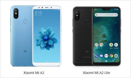 Xiaomi Mi A2 és Mi A2 Lite: Különbségek és hasonlóságok, segítünk választani