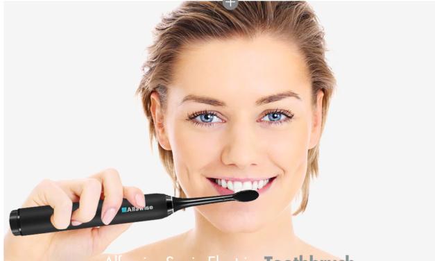 Alfawise S100 elektromos fogkefe – kezdőknek szeretettel!