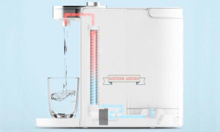 Izgalmas vízmelegítővel jelentkezik a Xiaomi Youpin