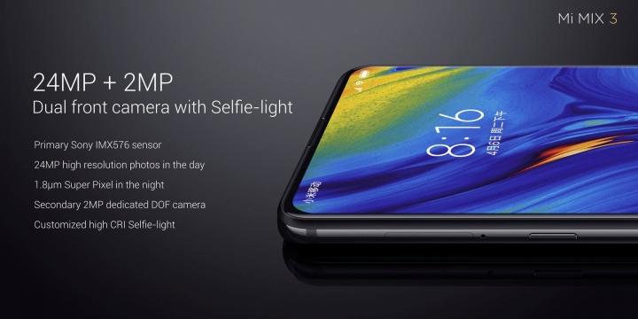 Xiaomi Mi Mix 3 6