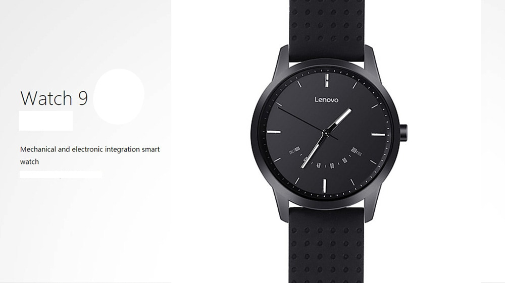 Lenovo Watch 9 – elegancia a köbön!