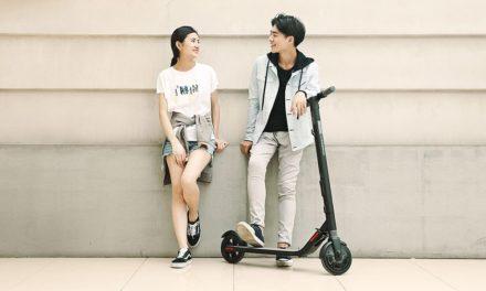 Xiaomi Ninebot Segway ES1 elektromos roller a hazai árak töredékéért