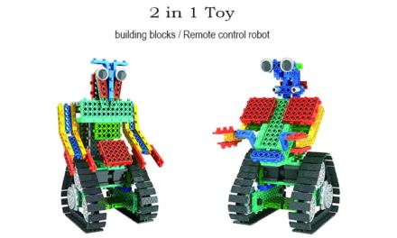 Csináld magad robot Gearbest módra!
