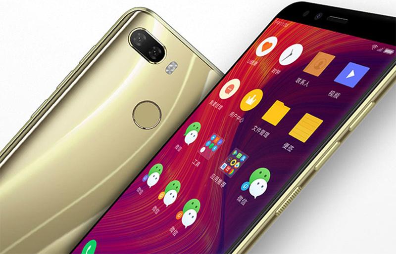10 + 1 може да се използва като смартфон от Китай под 33 хиляди