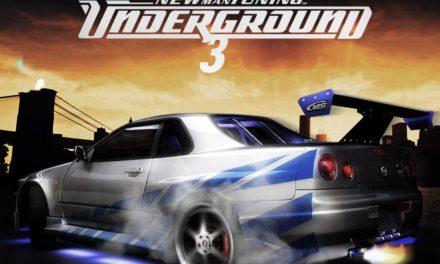 Rajongói traileren a Need For Speed Underground 3