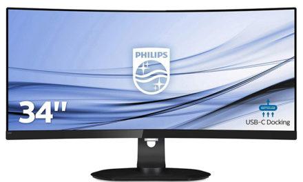 Ívelten szép az élet – Philips 349p7fubeb monitor teszt