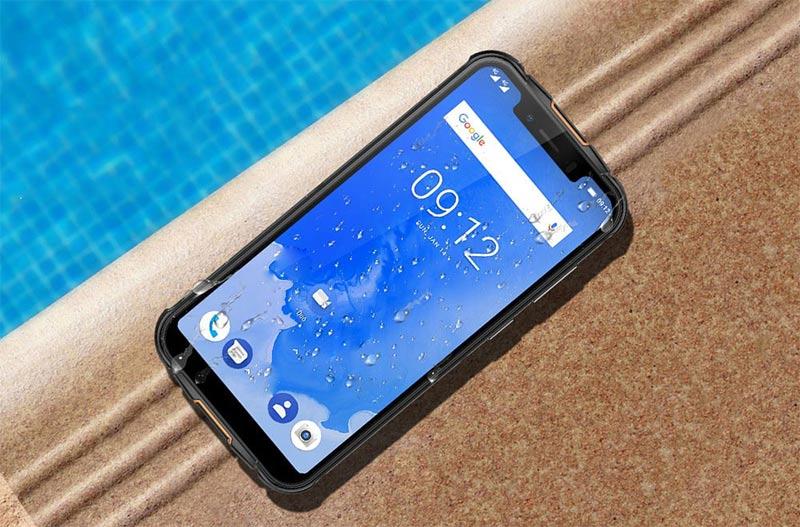 Ulefone कवच श्रृंखला - अनंत काल के लिए झटका और पनरोक फोन