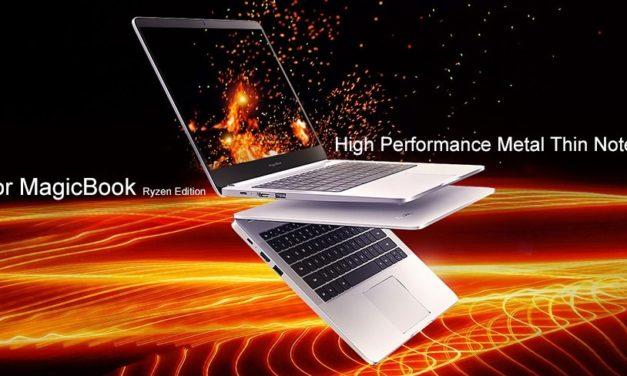 HUAWEI Honor MagicBook – AMD Ryzen, varázsolj nekünk valami szépet!