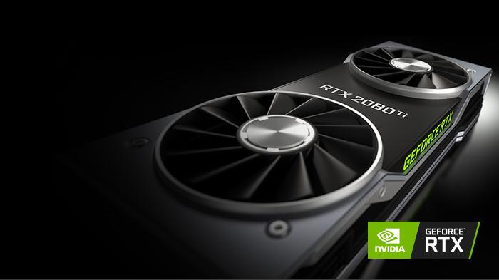 A GeForce GT 710 népszerűségével vetekszik az új NVIDIA RTX család