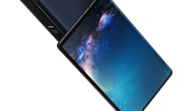 Huawei Mate X – hatalmas koki a Samsungnak