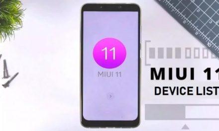 Itt a teljes lista, ezek a telefonok kapják meg a MIUI 11-et