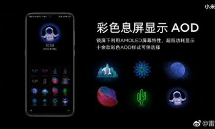 Akár 83 százalékos energiamegtakarítás a Xiaomi dark módjával