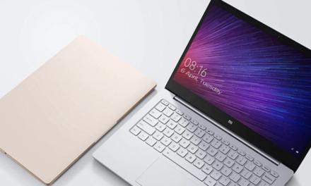 Új Xiaomi Notebook mutatkozik be március 26-án