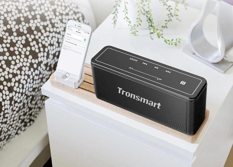 Tronsmart Element Mega – akkumulátoros féltégla remek basszussal
