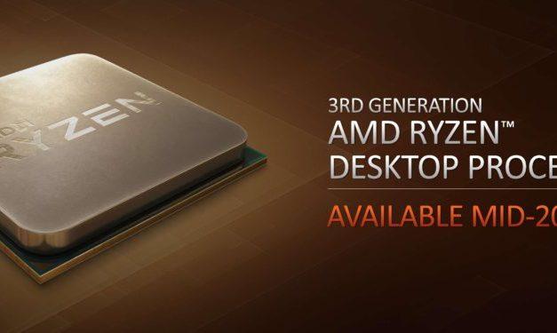 A vártnál kisebb előrelépést hoz az AMD Ryzen 3000?