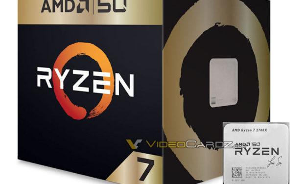 """Ezt tudja a """"különleges"""" AMD Ryzen 7 2700X (frissítve!)"""