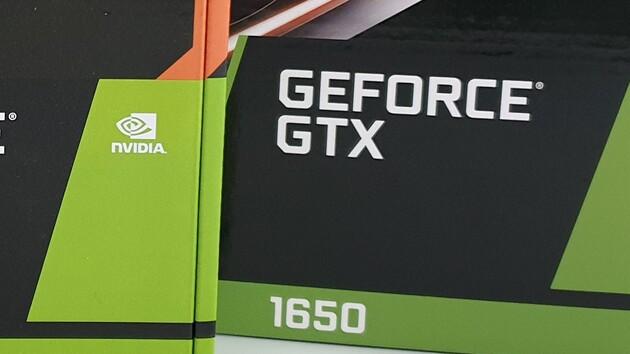 NVIDIA GeForce GTX 1650: ár és specifikáció érkezett