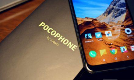 Egészen durva frissítést kap a Xiaomi Pocophone F1