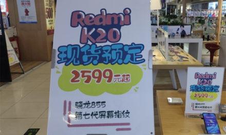 Lehet, hogy a Redmi K20 és K20 Pro nem jön Európába?