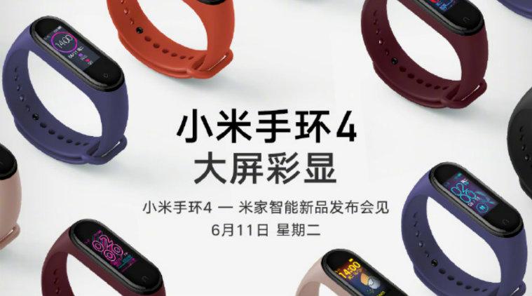 Érdekes újdonsággal érkezik a Xiaomi Mi Band 4