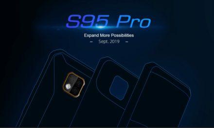 Doogee S95 Pro – moduláris okostelefon még erősebb processzorral