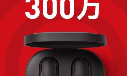 3 millió Redmi AirDots fogyott 5 hónap alatt