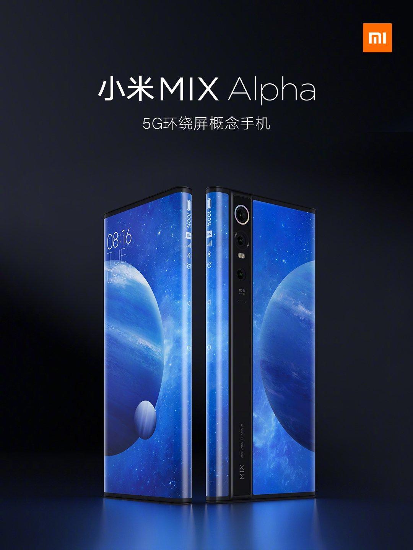 Végre boltokba kerül a Xiaomi Mi MIX Alpha 1