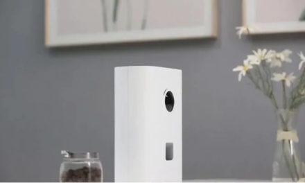 Bébiőr, ugyanmár, itt a Xiaomi kisállatfigyelő kamerája