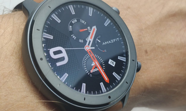 A bajnokok okosórája – Amazfit GTR 47mm teszt