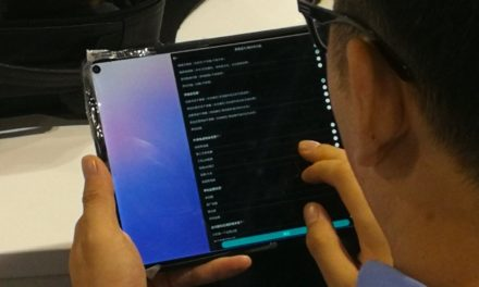 Valós képeken a jövőre megjelenő új Huawei tablet