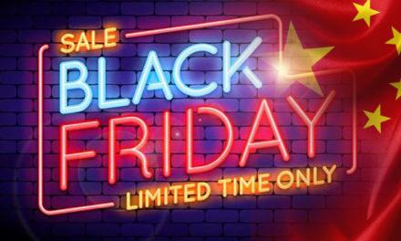 A Black Friday está chegando, podemos pedir da China?