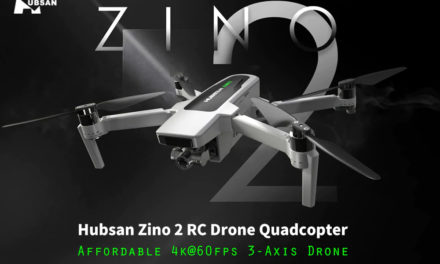 Hubsan Zino 2 bemutató – könnyen lehet, hogy 2020 legkelendőbb drónja lesz!