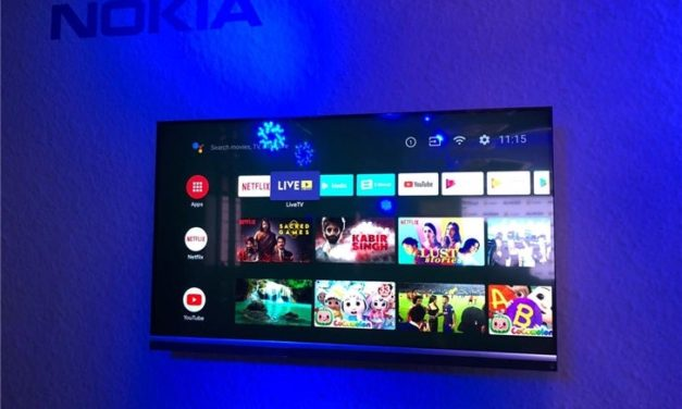 Érkezik a Nokia okostévéje