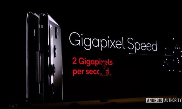 2 gigapixeles sebességre képes a Snapdragon 865 ISP-je