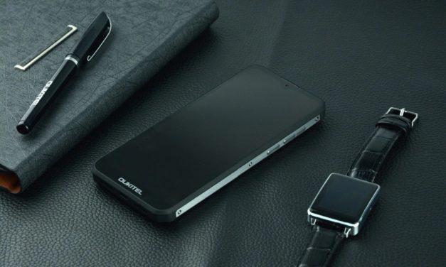 OUKITEL WP5 – törhetetlen telefon hatalmas akkumulátorral 30 ezer forint alatt