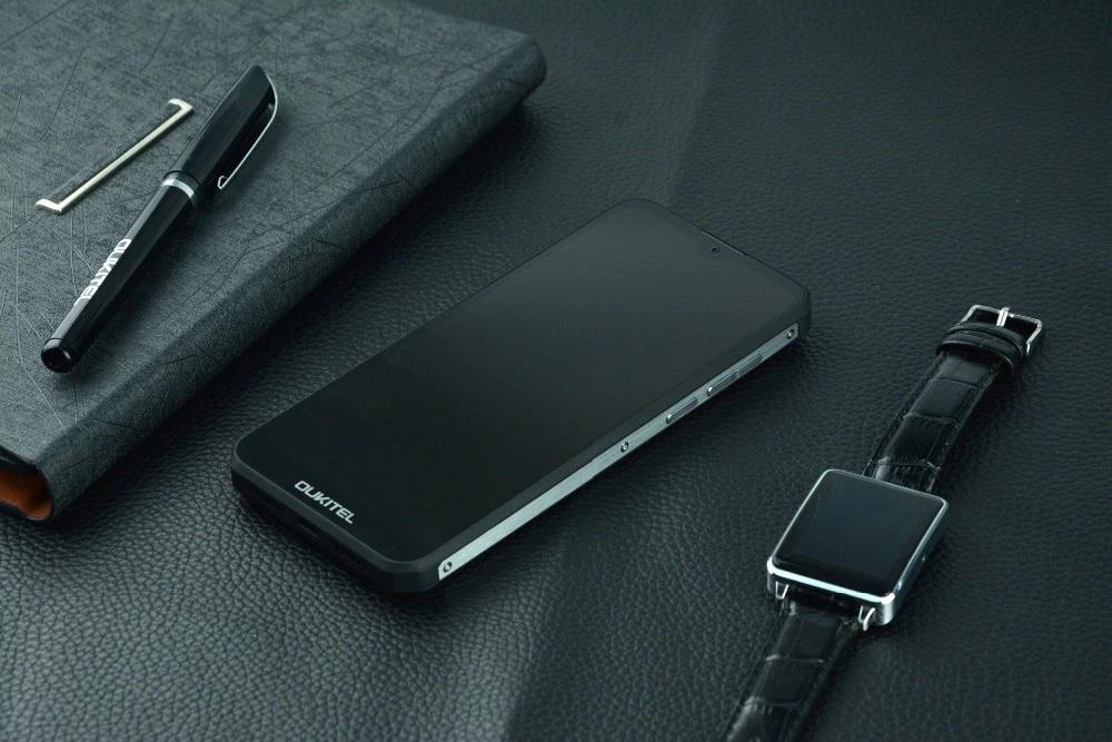 OUKITEL WP5 - unzerbrechliches Telefon mit einer riesigen Batterie unter 30 Forint