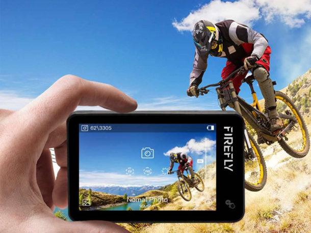 Hawkeye Firefly X – a sportkamerák új generációja