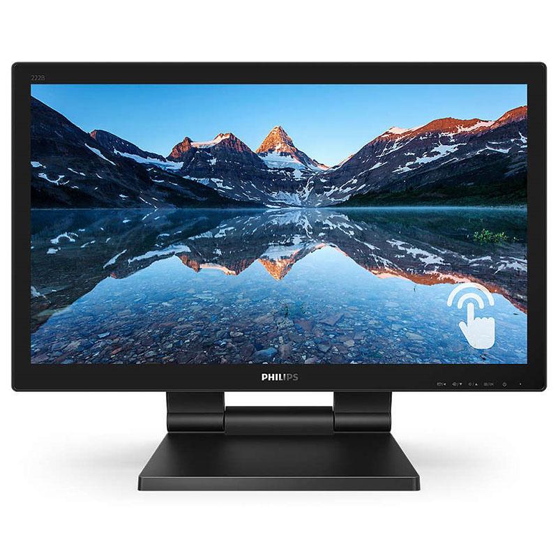 Philips 222B9T monitor – érints meg! 10